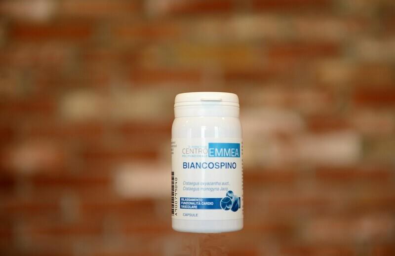 BIANCOSPINO Pilloliera da 60 capsule vegetali
