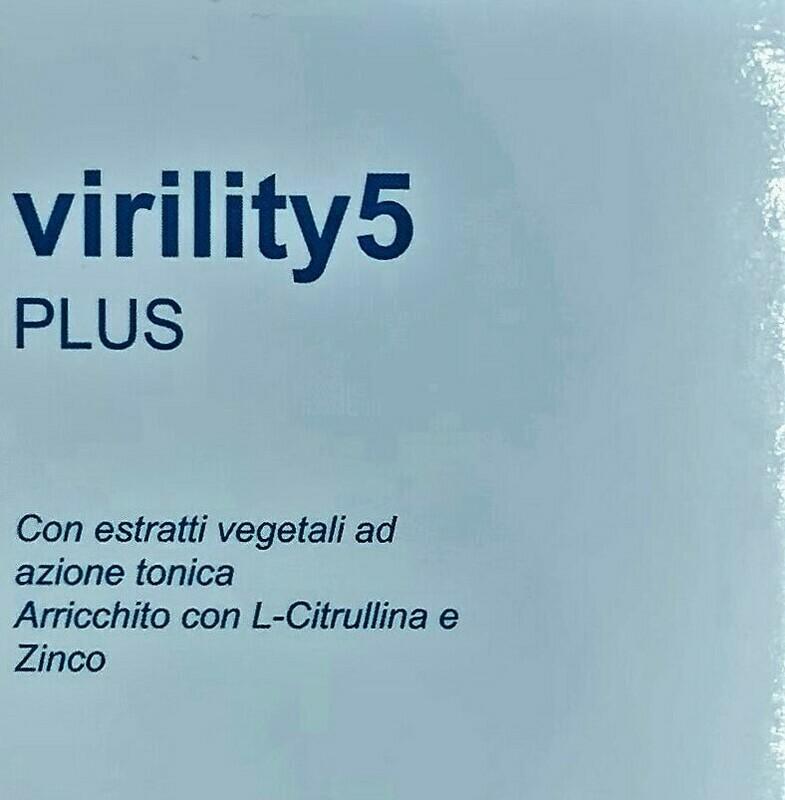 VIRILITY 5 PLUS 45 Capsule