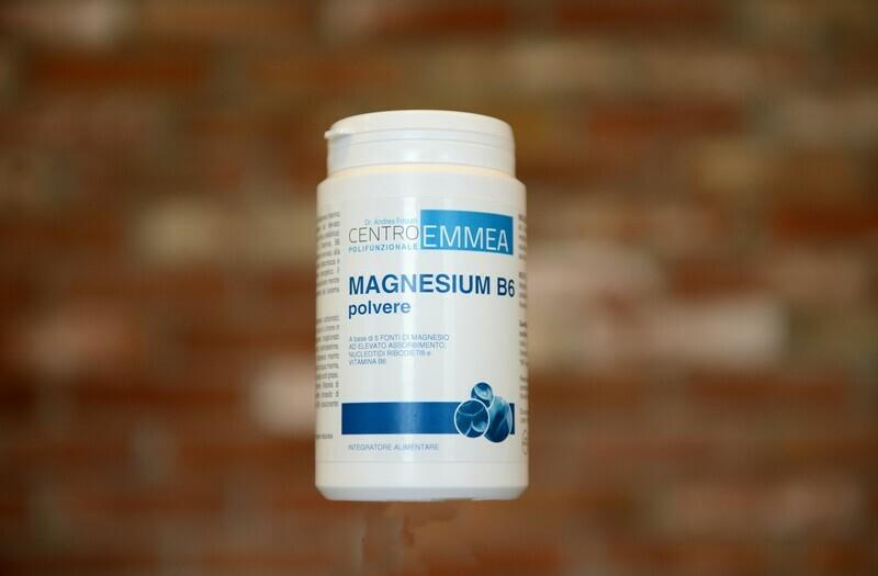 MAGNESIUM B6 POLVERE 200 gr