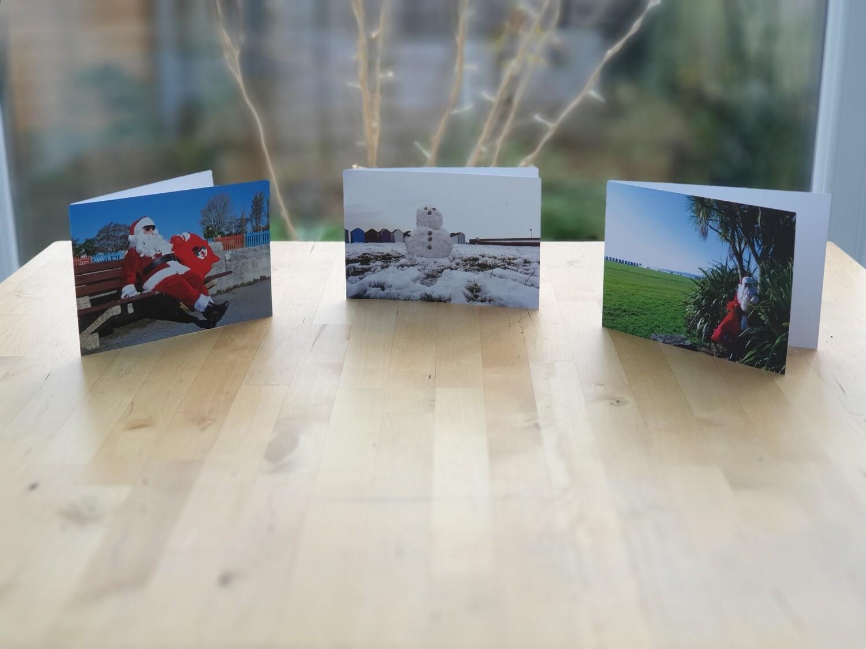 Hamworthy Park Christmas Cards - variety pack