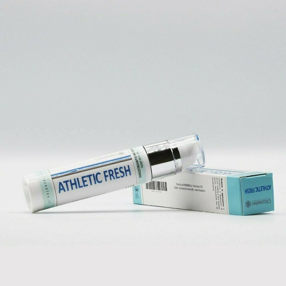 Citozeatec Athletic fresh Creme