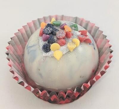 Chocolate Rainbow Bomb
