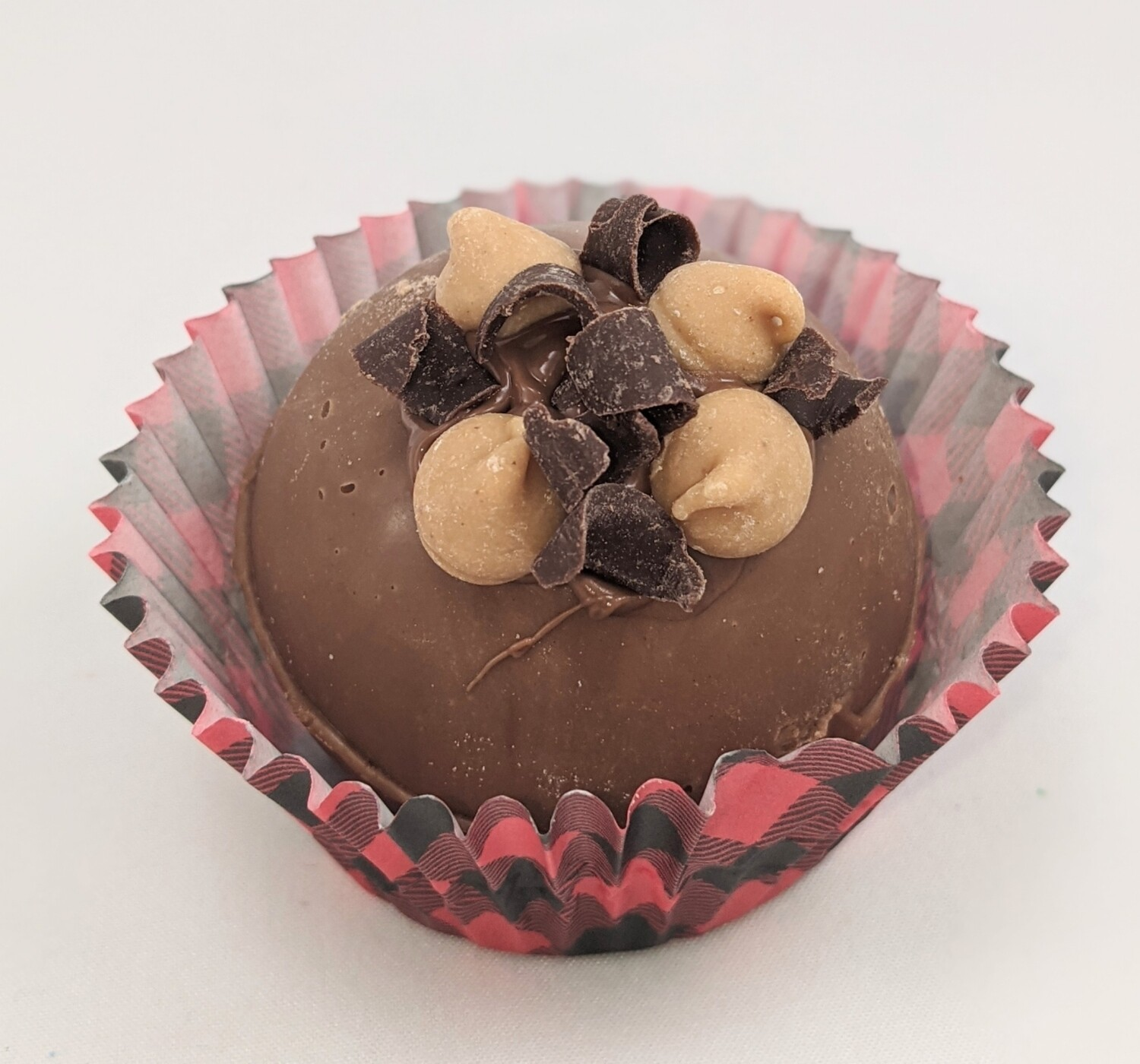 Reeses Hot Chocolate Bomb
