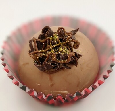 Cappuccino Bomb- Chocolate Toffee