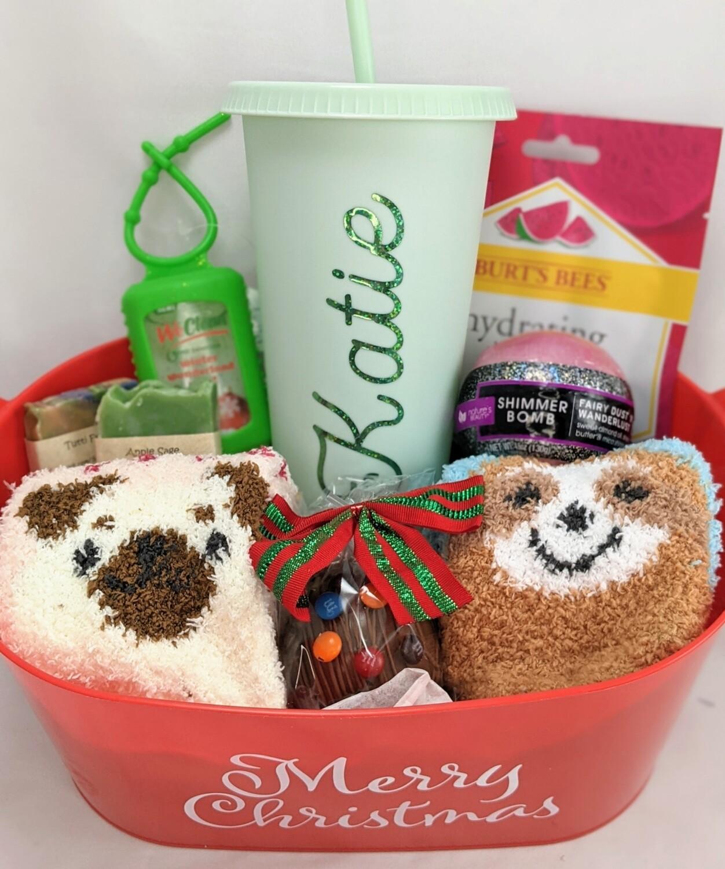 Tween/Teen Gift Basket