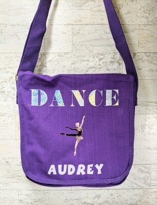 Personalized Dance/ Gym Bag