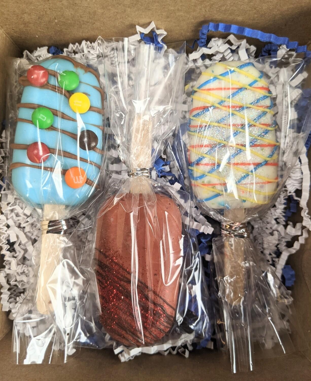 Popcicle Cake Pop Box