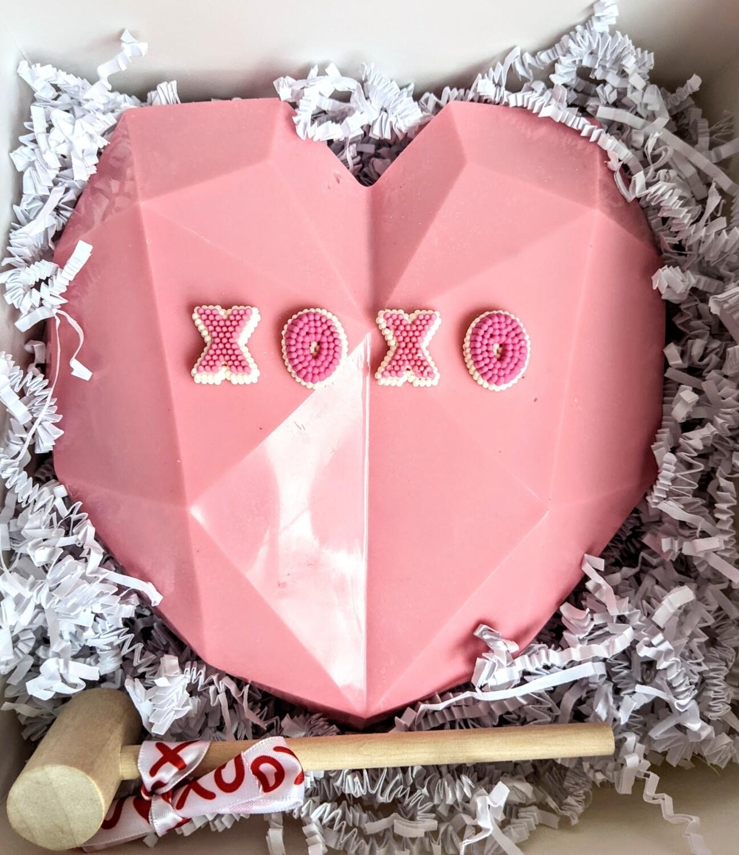 Valentines Day Smash Heart