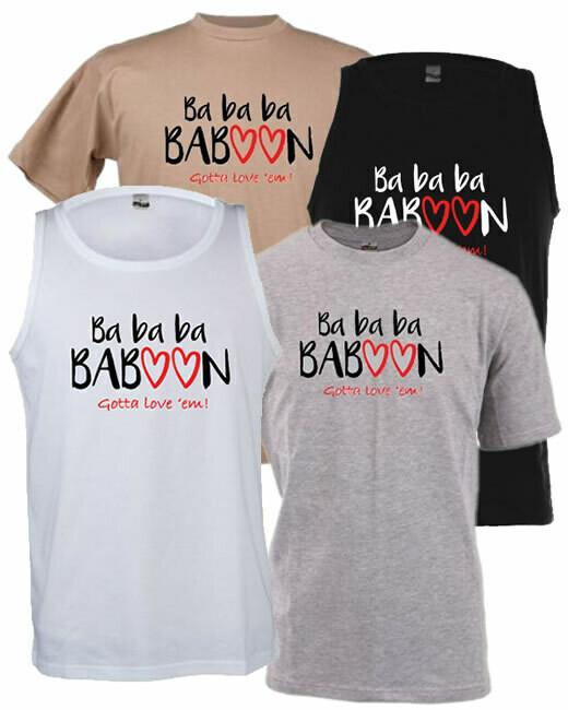 ba ba ba Baboon T-Shirts & Vests
