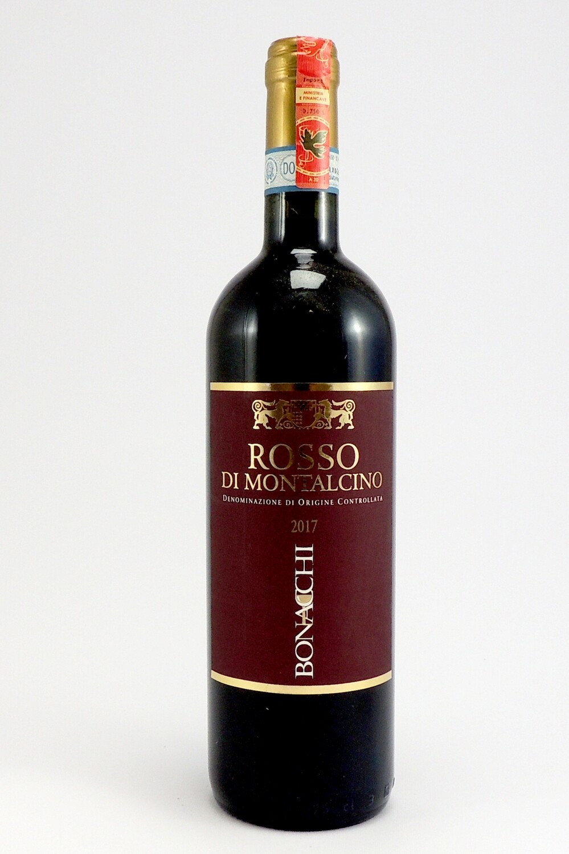 Rosso  di  Montalcino BONACCHI