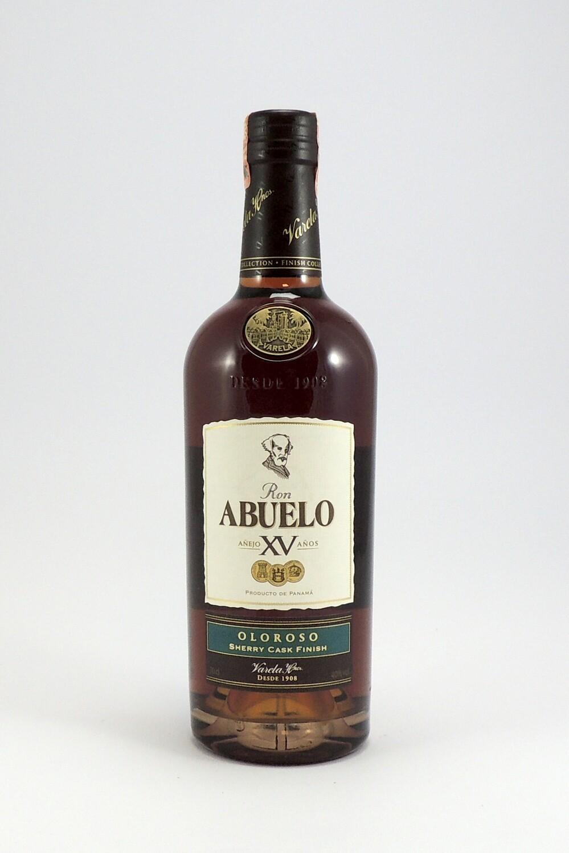 Ron Abuelo XV - Oloroso Sherry Cask Finish