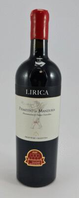 LIRICA - Primitivo di Manduria DOC
