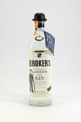 BROKERS - Premium London Dry Gin