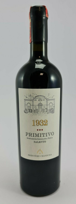 1932 Primitivo Salento