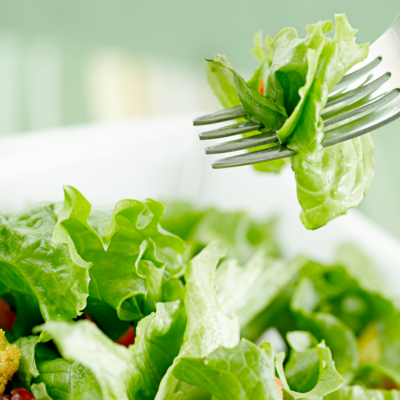 Menu 1 - Salade paysanne