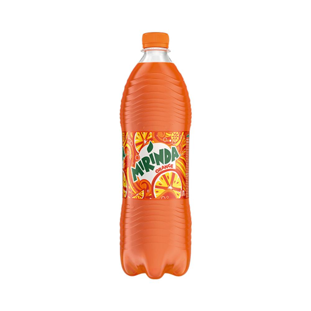 Mirinda Апельсин 0,9 литра