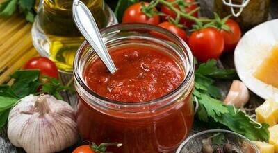 Соус острый томатный