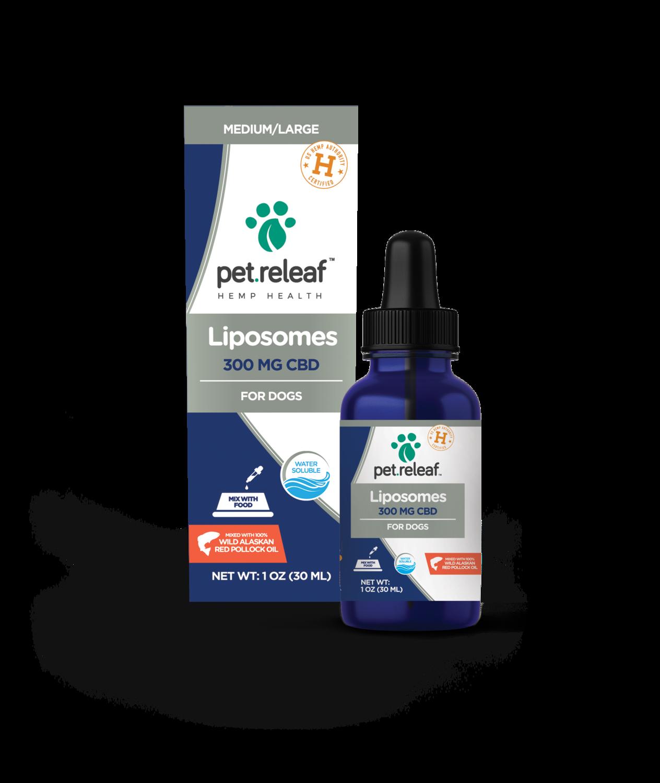 CBD Liposome Hemp Oil 100 For Dogs & Cats