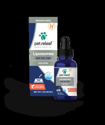 CBD Liposome Hemp Oil 300 For Dogs