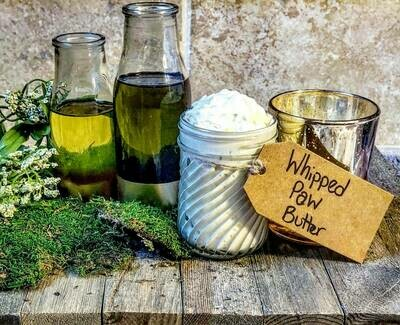 Whipped Paw Butter