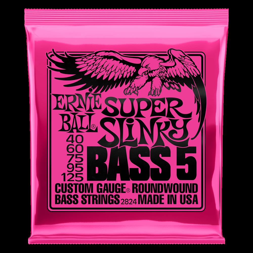 Ernie Ball Nickel Wound 5-String Electric Bass Strings