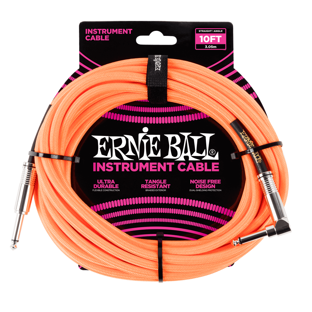 Ernie Ball Braided Instrument Cable