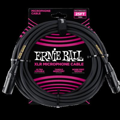 Ernie Ball 25' XLR Microphone Cable