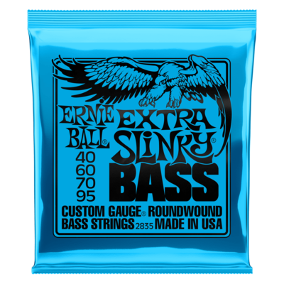 Ernie Ball Nickel Wound Electric Bass Strings