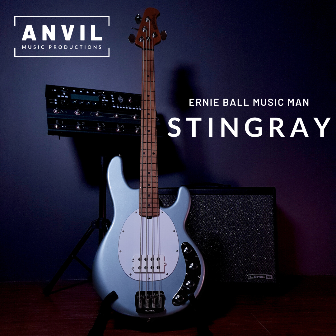 StingRay Special H Firemist Silver