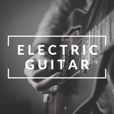 4x Electric Guitar Lessons (Individual)