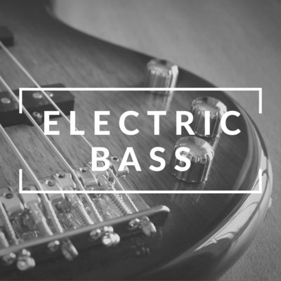 4x Bass Lessons (Individual)