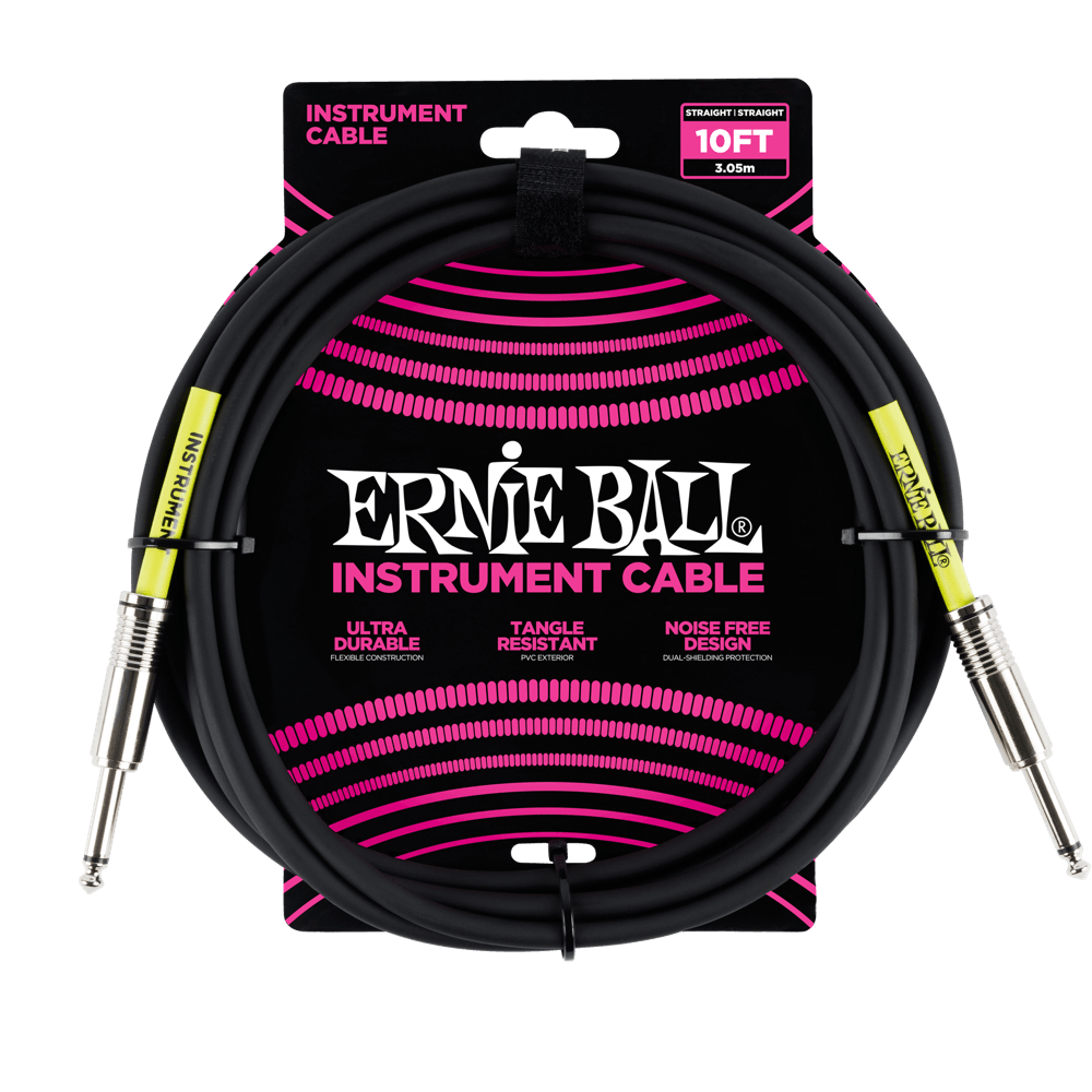 Ernie Ball Classic Instrument Cable