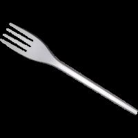 BIO Compostable CPLA Fork 17cm