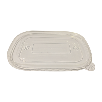 Microwave PP Lid for Rectangular Containers