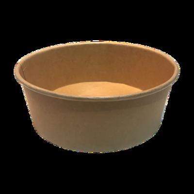 Kraft/PE Salad Bowl 1300ml