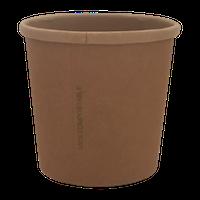 BIO Kraft/PLA Soup Cup 1000ml/32oz