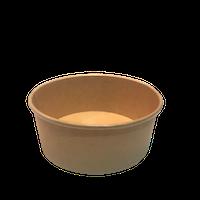 Kraft/PE Salad Bowl 750ml