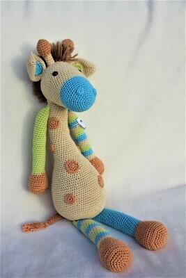 Gijs de giraf 50 cm