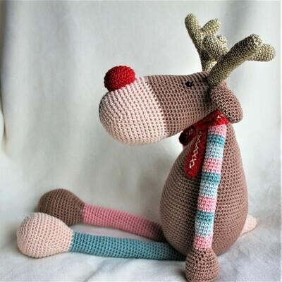 Rudolf het rendier 50 cm