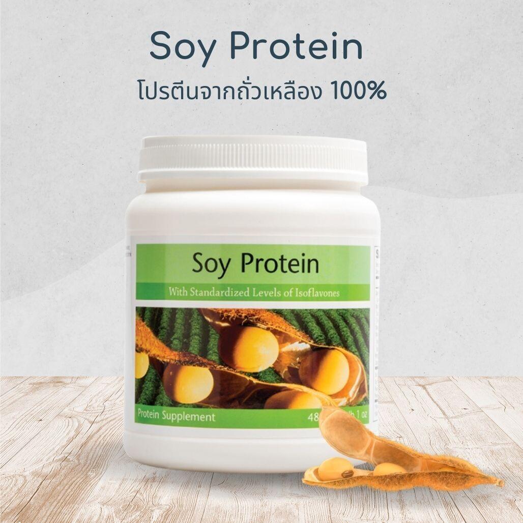 Soy Protein โปรตีนถั่วเหลือง