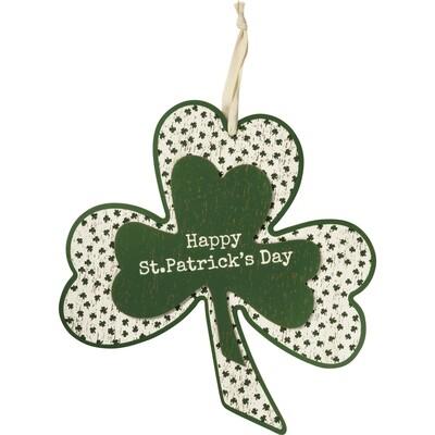 PBK Wall Decor - Happy St. Patrick's Day