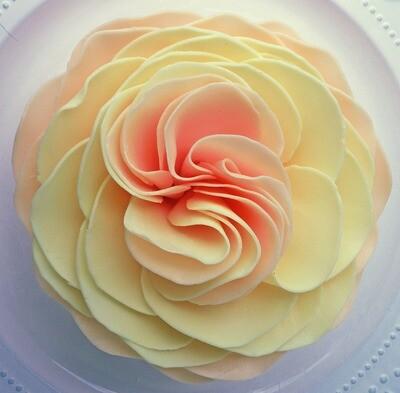 A'marie's Bath Flower Shop - Juliet's Dream Bathing Petal Soap Flower