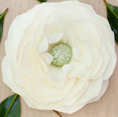 A'marie's Bath Flower Shop - Mississippi Queen Bathing Petal Soap Flower
