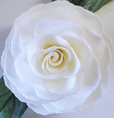 A'marie's Bath Flower Shop - Graceful Day Gardenia Bathing Petal Soap Flower