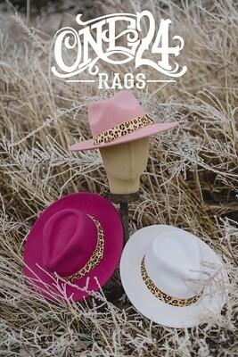 One 24 Rags Spring Genuine Wool Hats