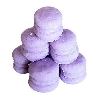 A'marie's Bath Flower Shop - Amethyst Lavender Macaron Sugar Scrub (1)