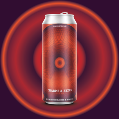 Charms & Hexes Blood Orange Hibiscus Cans