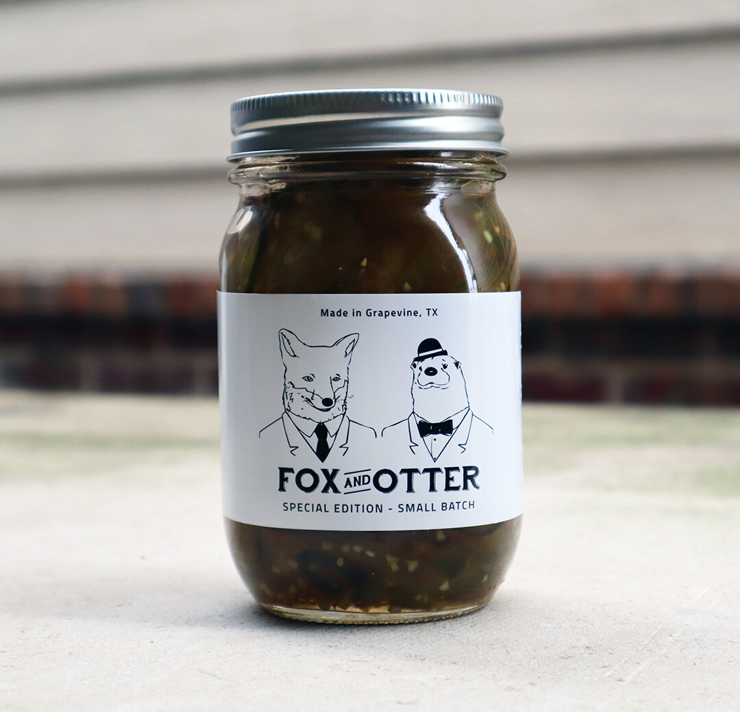 Small Batch | Sweet & (Extra) Spicy Pickles