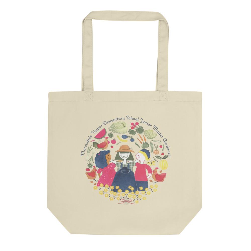 MUES Junior Master Gardeners Program Eco Tote Bag 00032