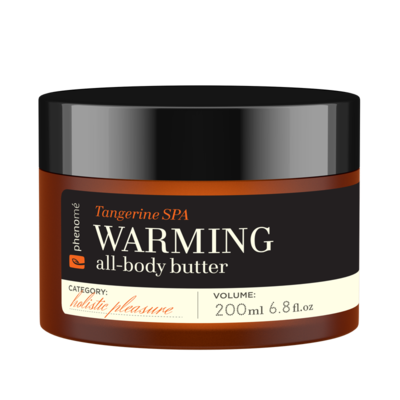 WARMING all-body butter